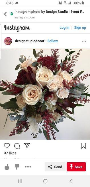 Fall Brides Drop Your Bouquet Inspiration 17