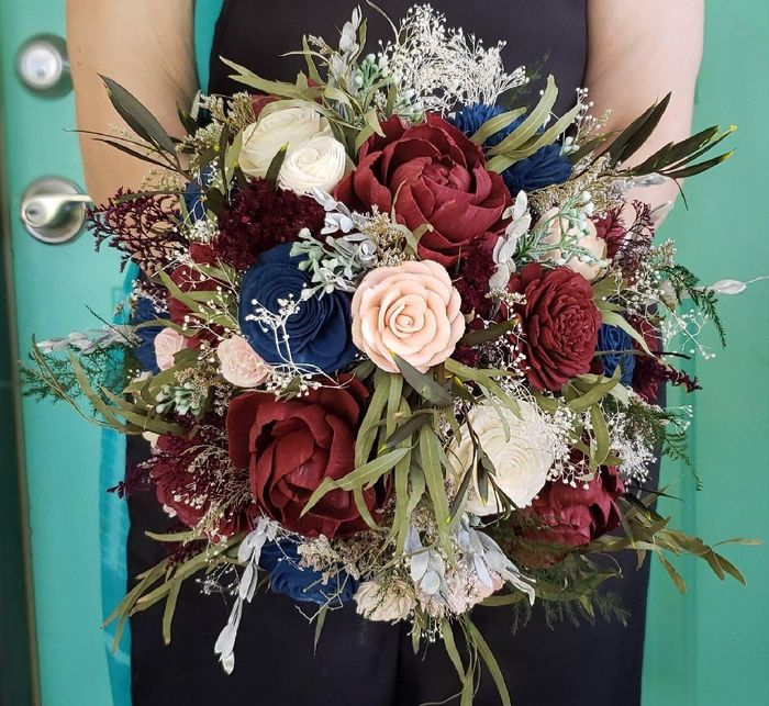 Fall Brides Drop Your Bouquet Inspiration 18