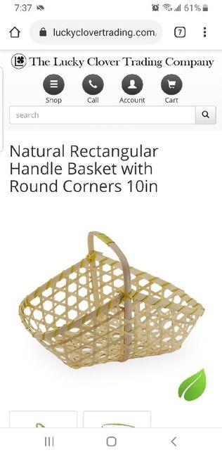 Flower girl basket help 6