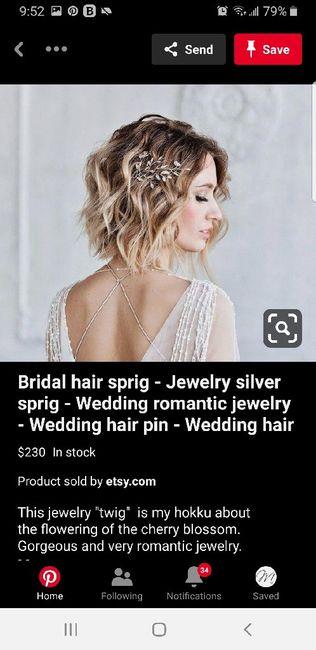 Short hair brides 1