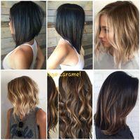 Medium/short Hair Brides - 1