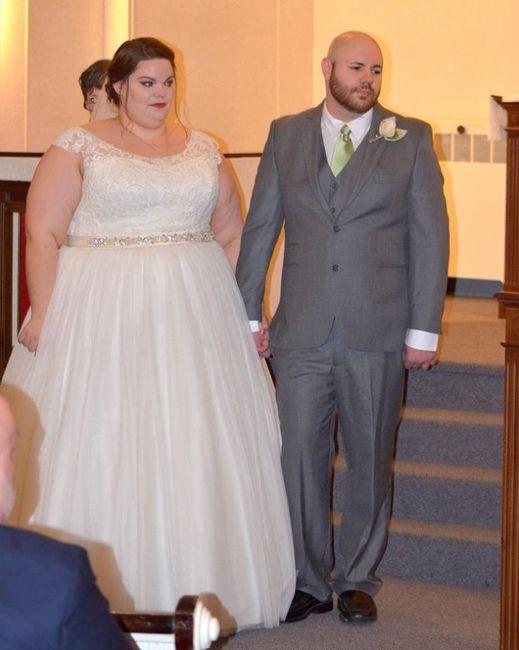 Plus size brides 7