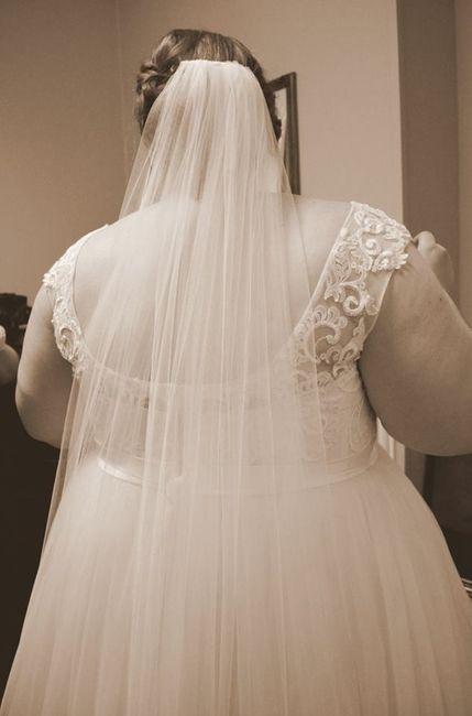 Plus size brides 8