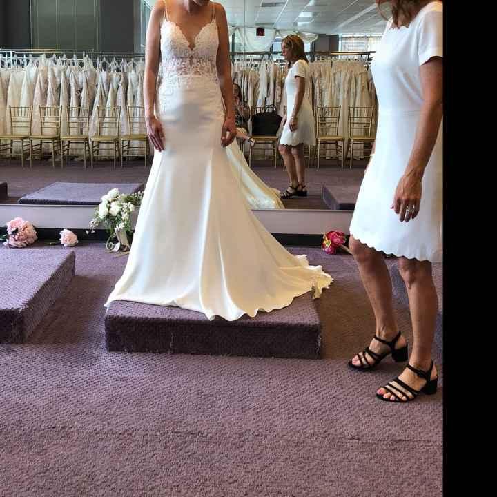 Which dresses didn't make the cut?? - 2