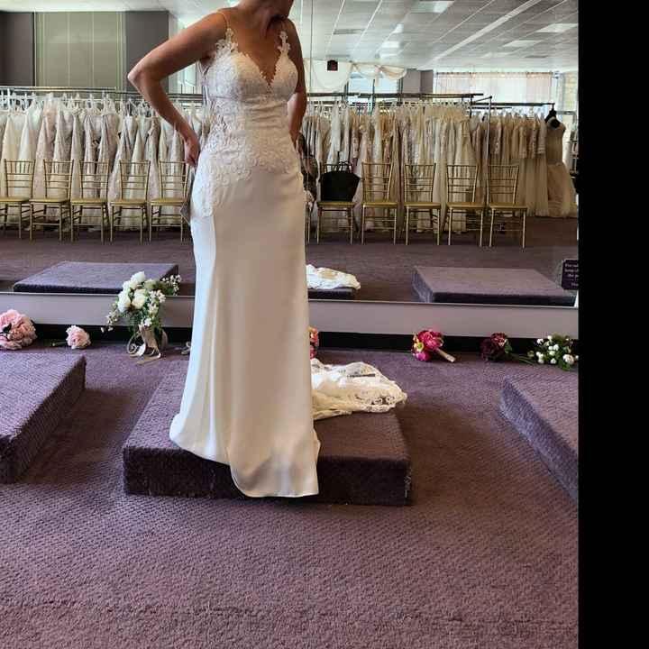 Which dresses didn't make the cut?? - 4