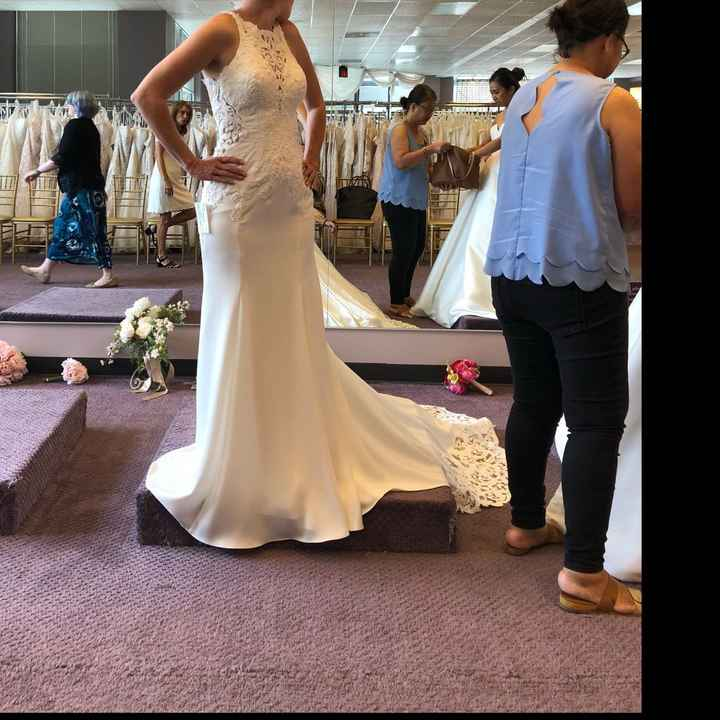 Which dresses didn't make the cut?? - 6