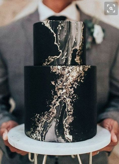 Incorporating the Color Black Into Your Wedding 12