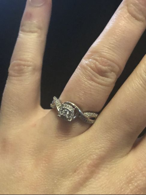 Brides of 2019!  Show us your ring! 17