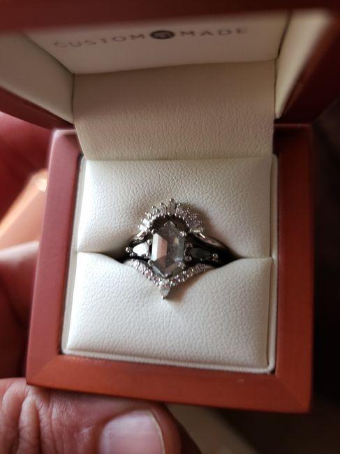 Has anyone had a ring made by custommade.com - 1