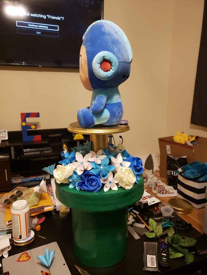 Nintendo Centerpiece of Mega Man 2