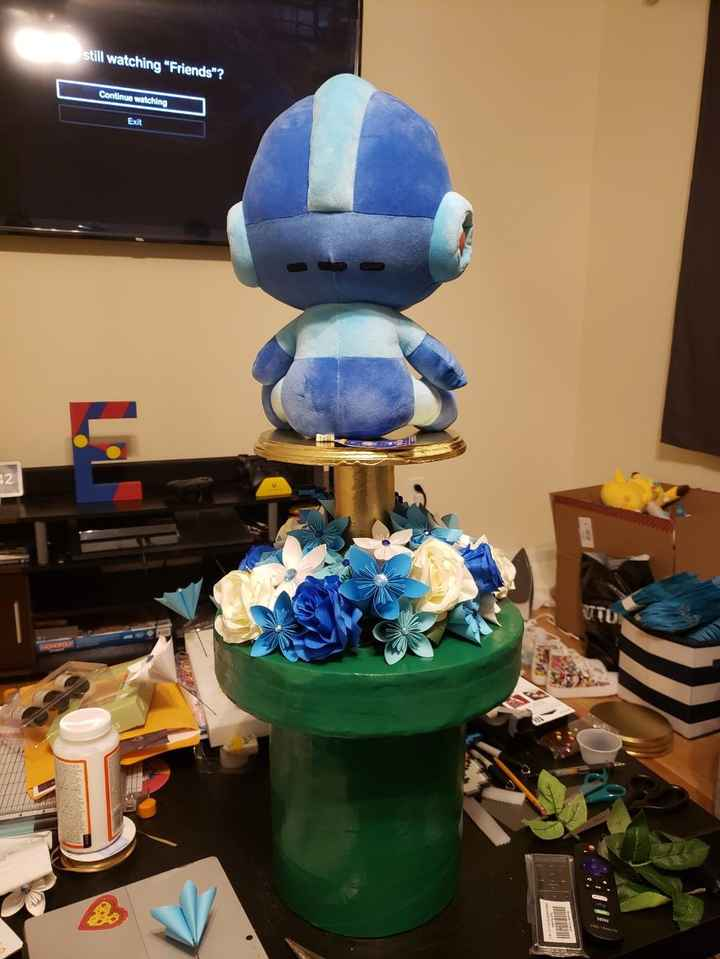 Nintendo Centerpiece of Mega Man 3