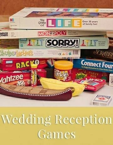 Games And Activities Cocktail Hour Ideas And Advice Weddings