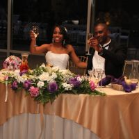 Post your head table pictures or what you are doing for your head table