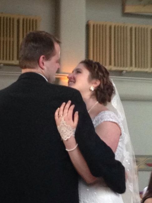 Back and Married (With Pics this time!)