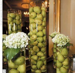 Plastic Pears?