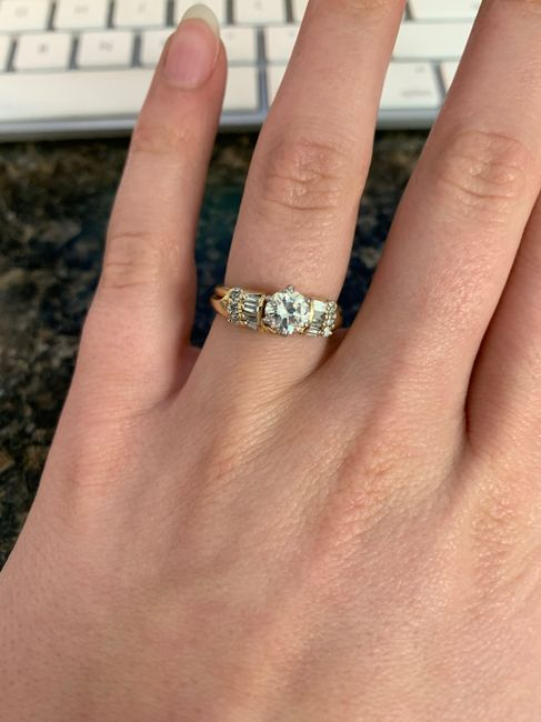 Show Me Your Heirloom Rings & Tell Your Story! 3