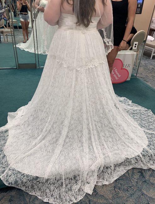 finally found my dress! 7