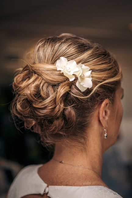 Your wedding hairstyle 7