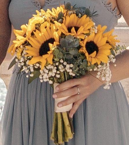 Sunflowers Bouquet 3