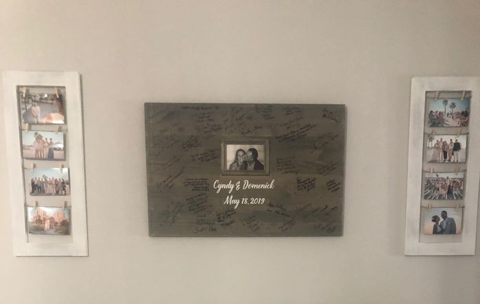 Guest Book Ideas for Small Wedding? 2