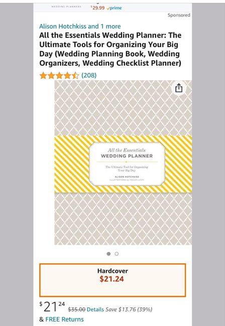 Wedding Planners & Binders 2