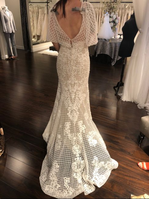 What color is your wedding dress? 7