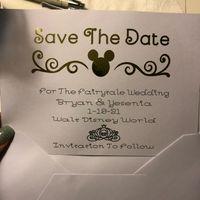 diy Save the dates - 1