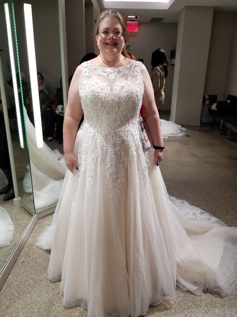 Let's see all the dresses you tried - good and bad 36
