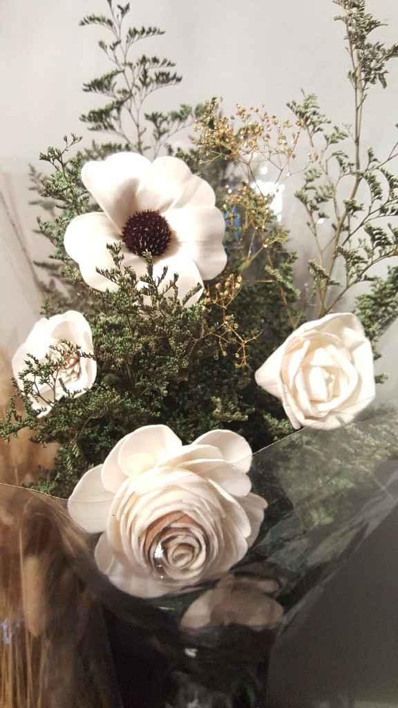 Sos sola wood flowers greenery - 1