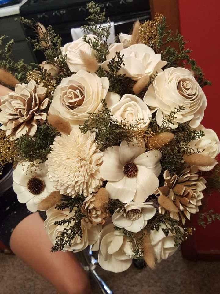 Sos sola wood flowers greenery - 3