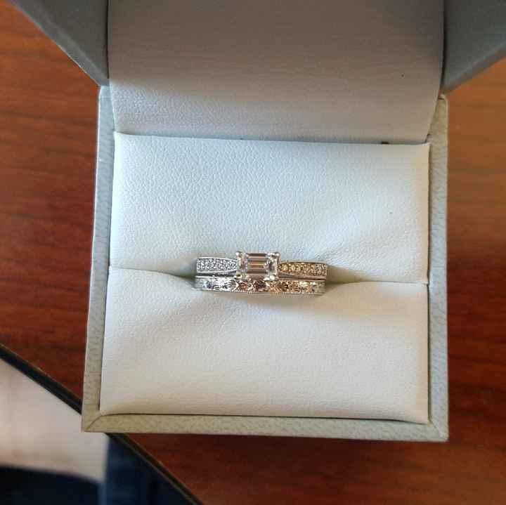 Men's ring - 1