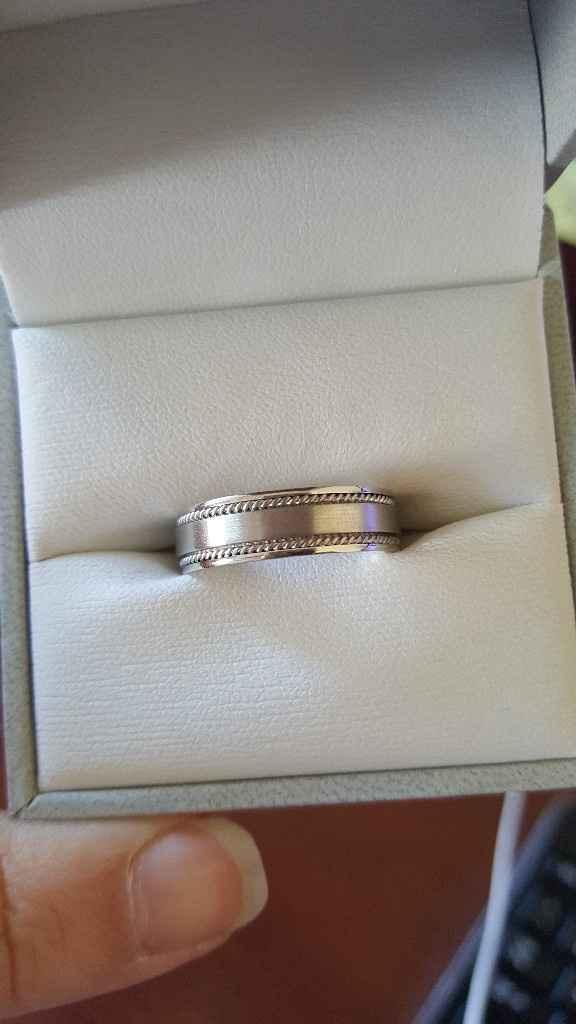 Men's ring - 2
