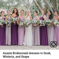 Need help with bridesmaid dresses - 1