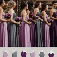 Need help with bridesmaid dresses - 3