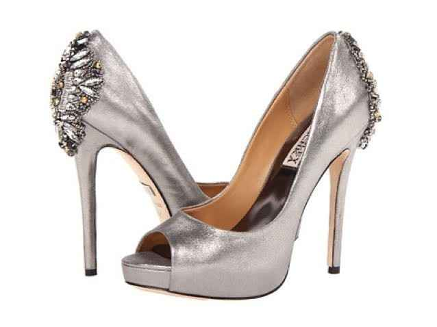 Wedding Shoes? What are you wearing?
