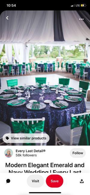 Wedding color theme 2