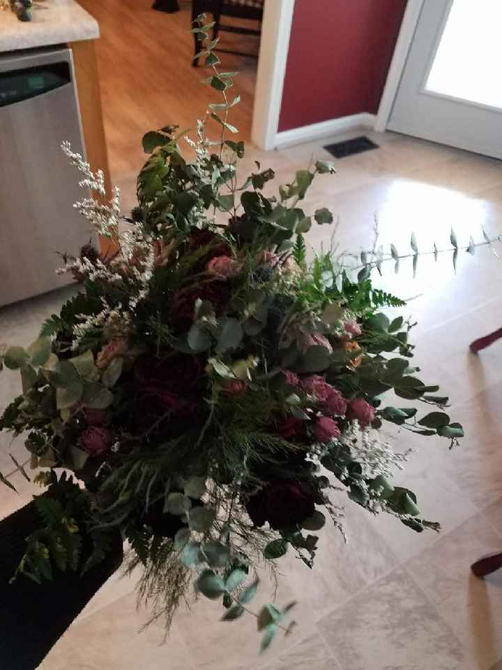 Preserving the bouquet or parts of it? - 2