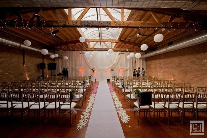 Show us your wedding venue! 1