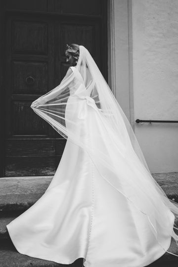 Are you ditching the veil? 1