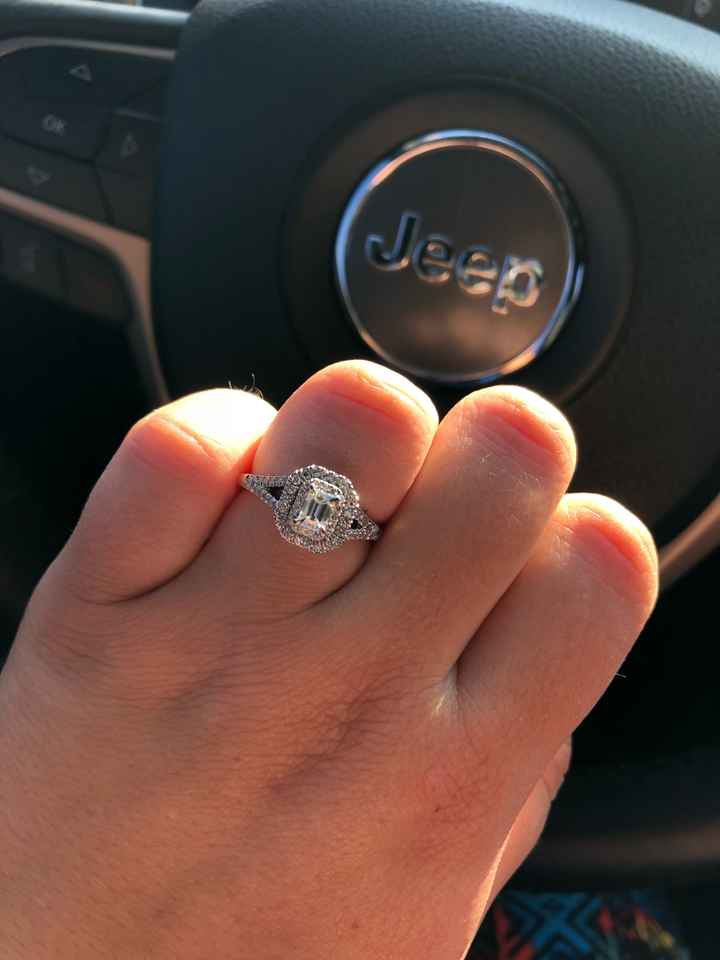 happy Friday! Let's see your beautiful rings!! - 1