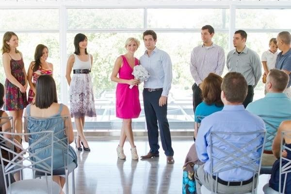Are you having a wedding rehearsal? 1