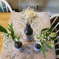Centerpiece thoughts?