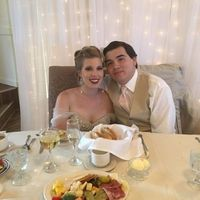 We're Married!!!