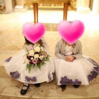 Flower girl and mom dresses - 1