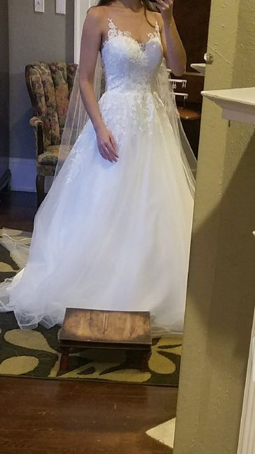 It's Time for a WW Bridal Fashion Show!!! 12