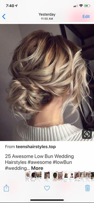 Should Bridesmaids Have the Same Hairstyle? 3