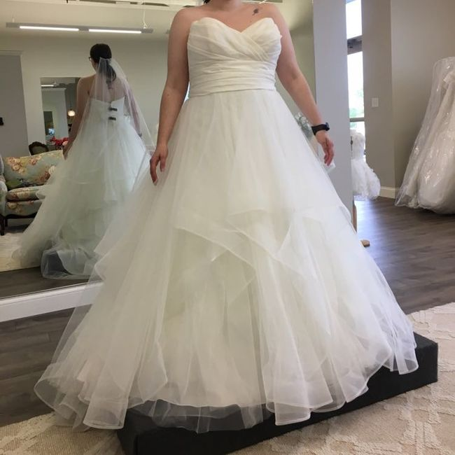 Having Second Thoughts About My Dress Weddings Wedding Attire