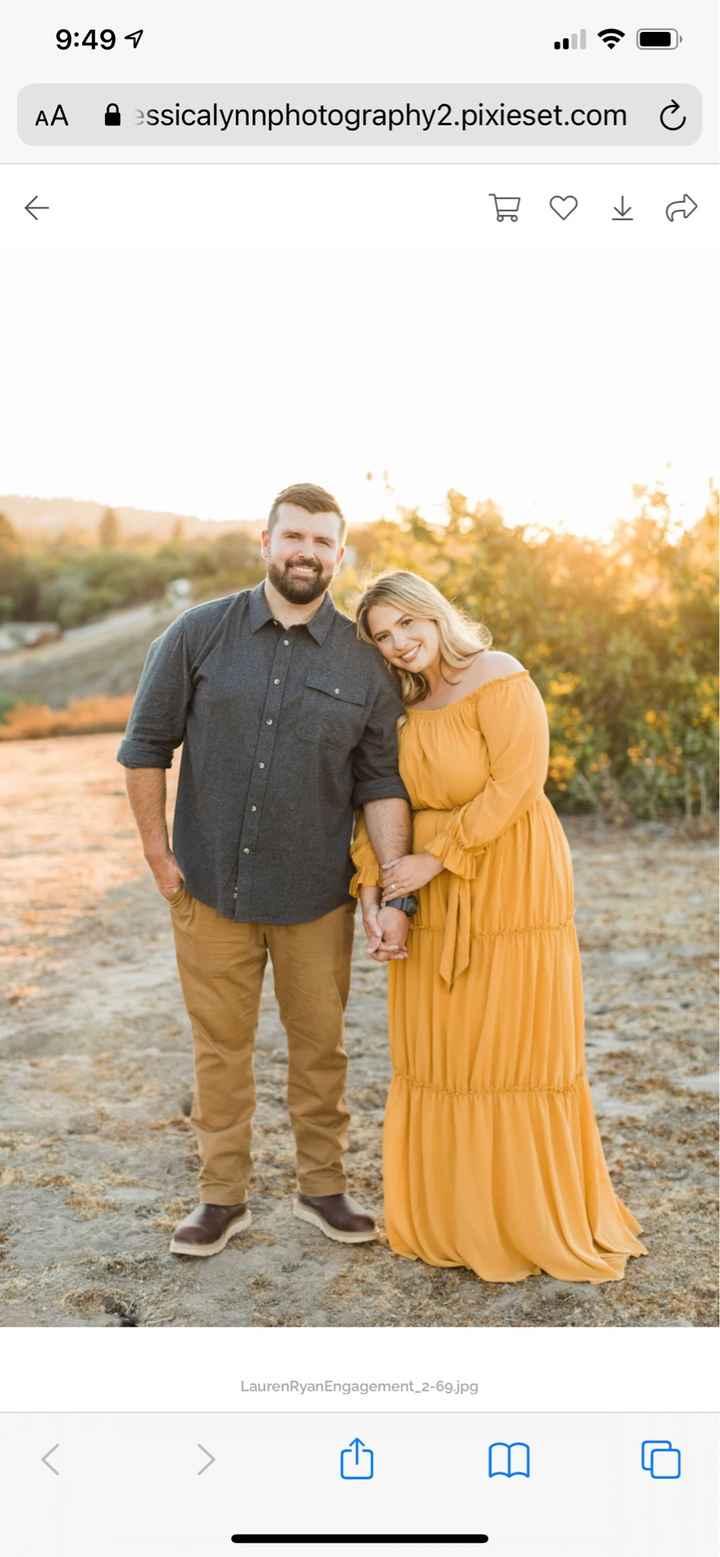 Engagement pictures Dresses - 1