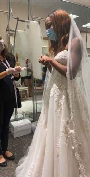 2021 & 2022 Brides to be... have you said yes to the dress?!!! - 2