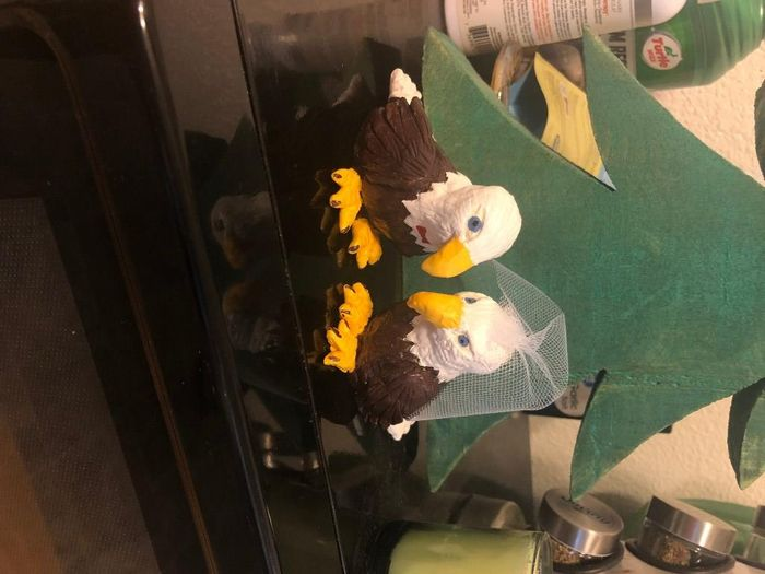 Made a cake topper! 2